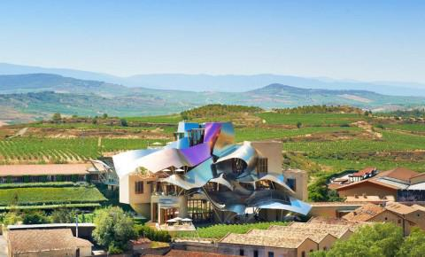 Hotel Marques de Riscal, A Luxury Collection